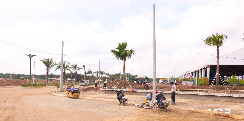 tiến độ cát tường phú hưng tháng 8 2019