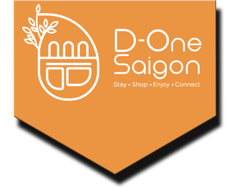 logo dự án d one saigon