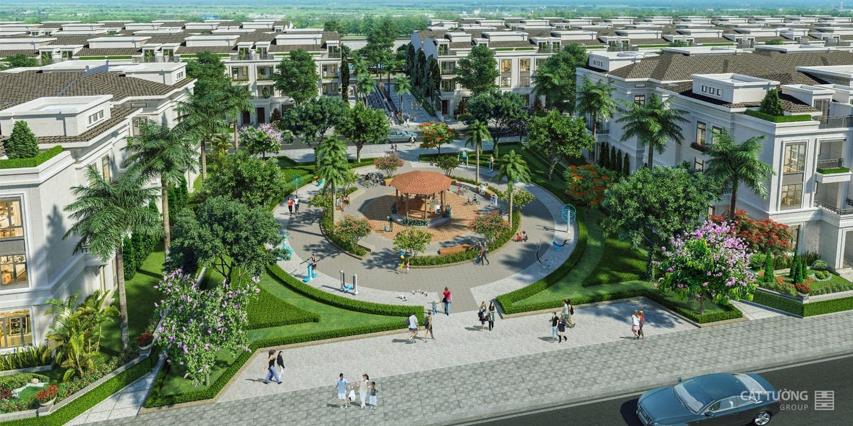 Khu phố thương mại Phúc Khang Thịnh