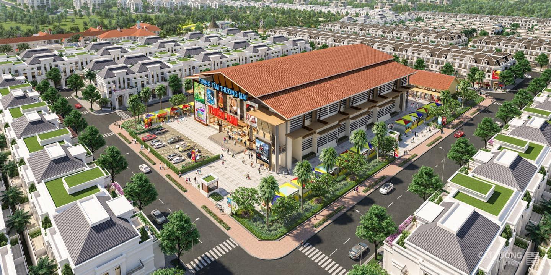 Khu phố thương mại Phú Thiên Kim