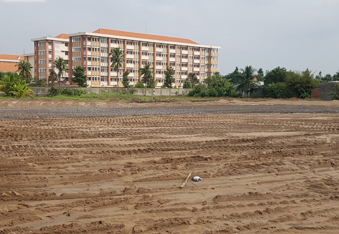 tiến độ dự án d villa centa