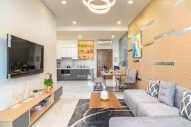 nhà mẫu căn hộ safira khang điền 2