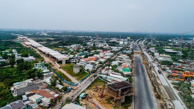 tiến độ dự án asaka riverside bến lức