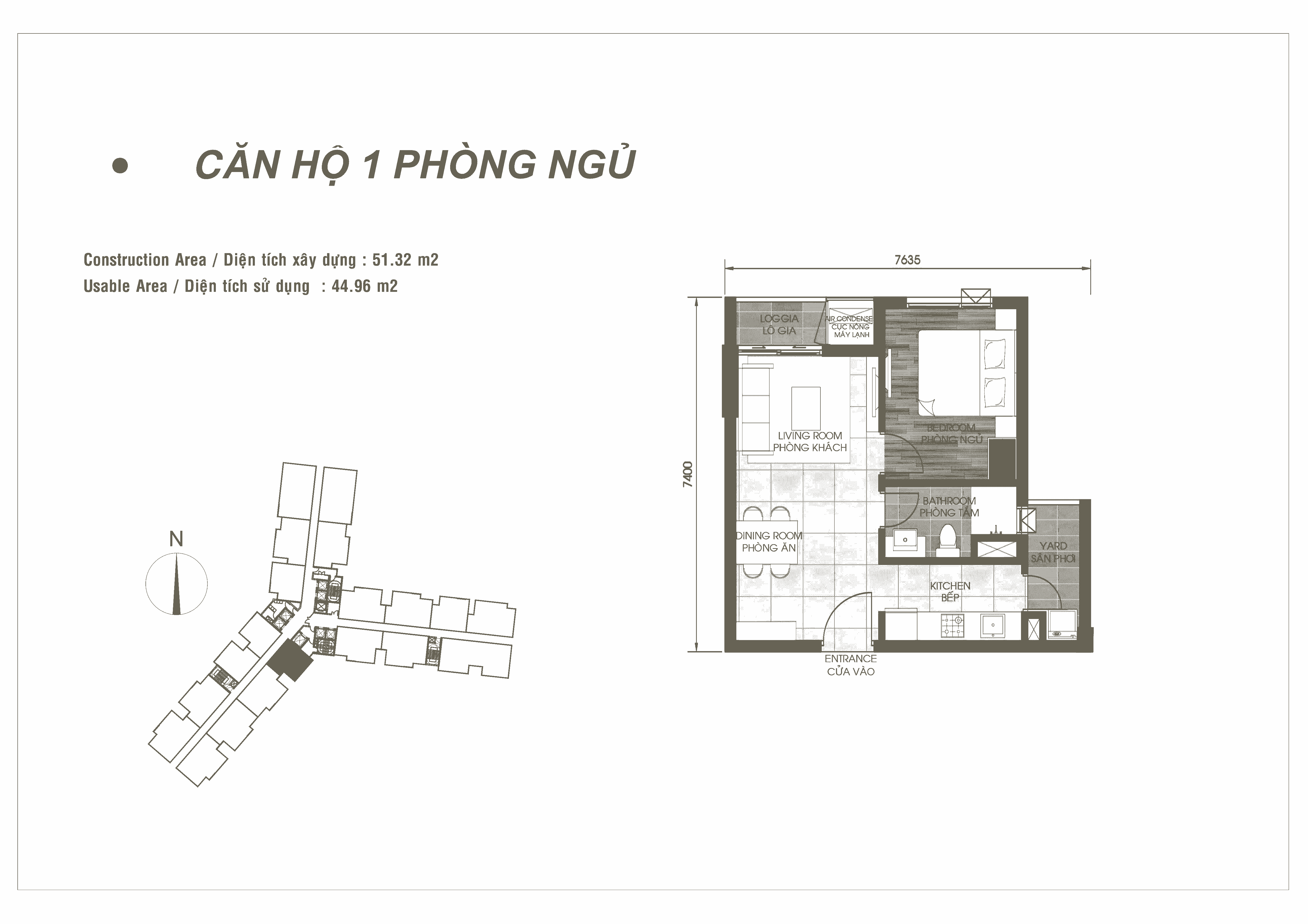 thiết kế căn hộ d homme