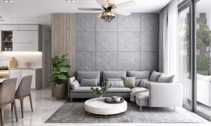 thiết kế căn hộ charm city