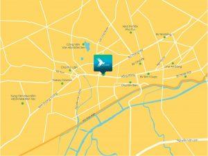 vị trí căn hộ d homme