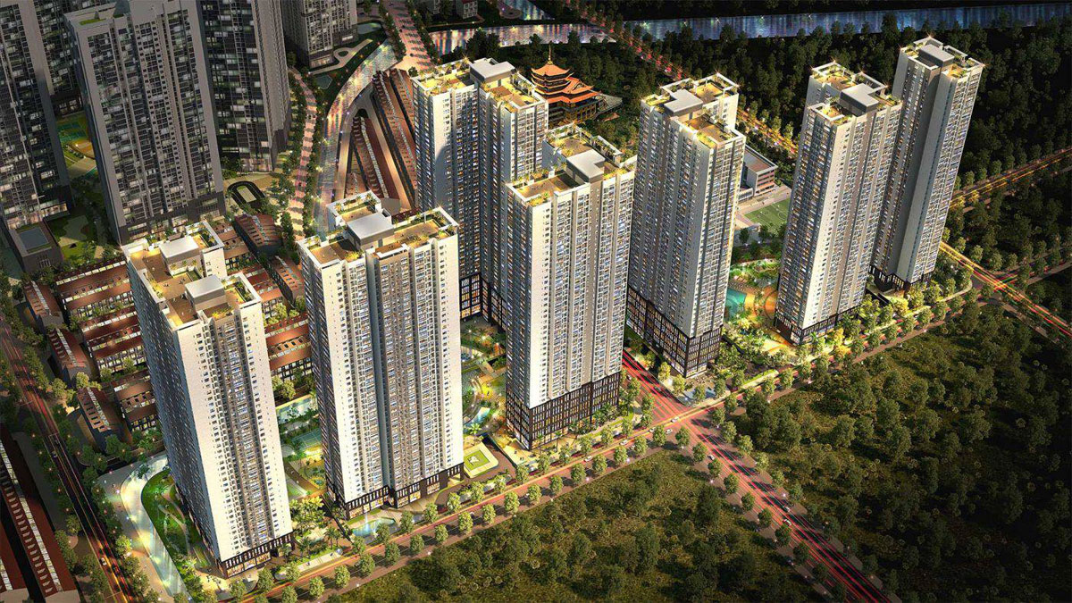 dự án lamian city