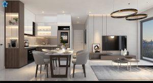 thiết kế căn hộ lovera vista
