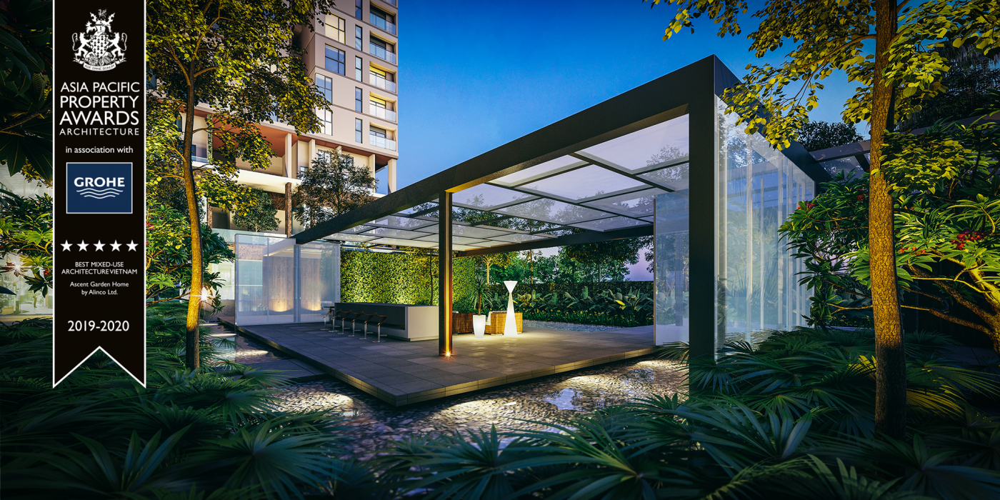 tiện ích căn hộ ascent garden homes
