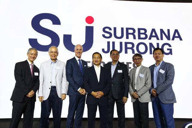Tập đoàn Surbana Jurong