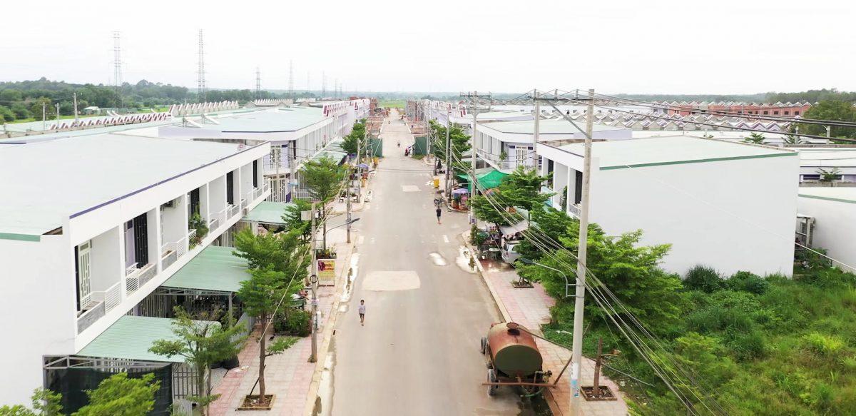 Tiến độ khu đô thị Thịnh Gia