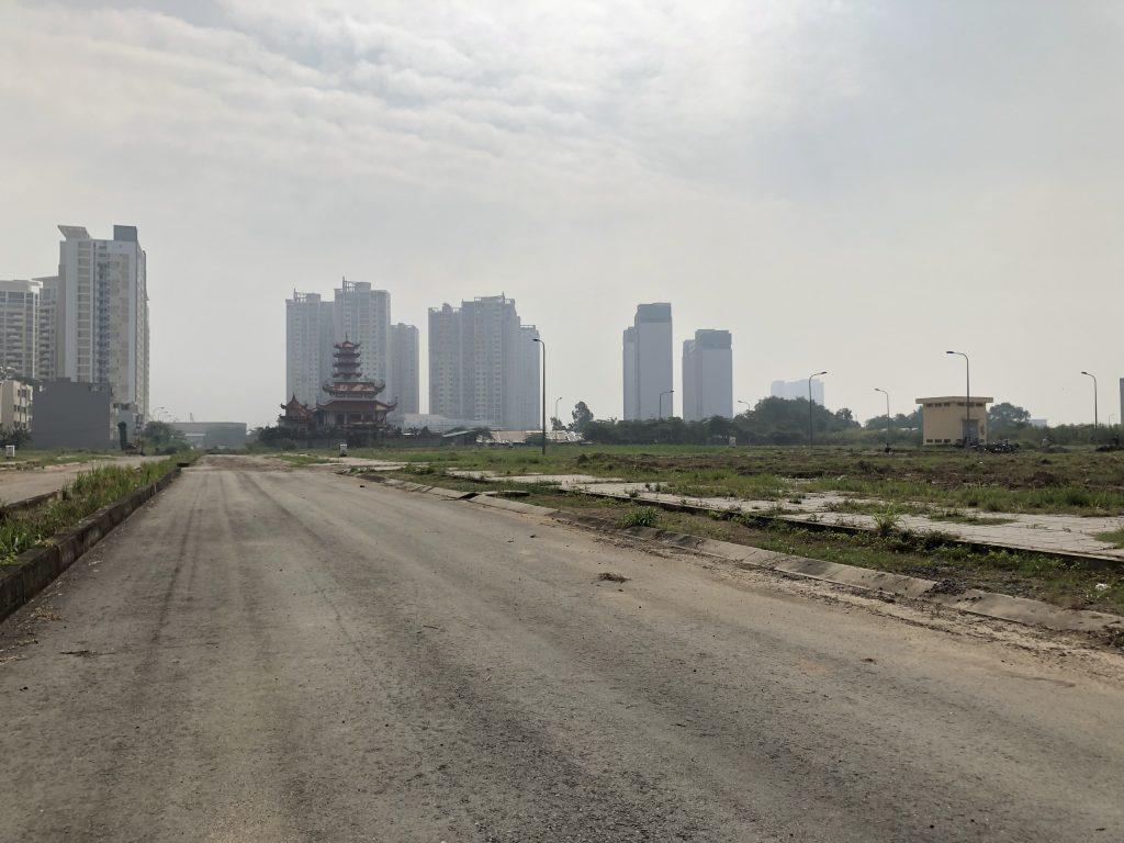 tiến độ dự án an phú new city