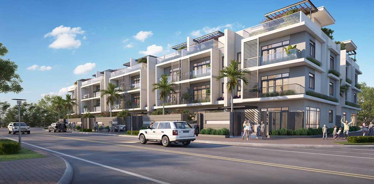 Thiết kế nhà phố An Phú New City Quận 2