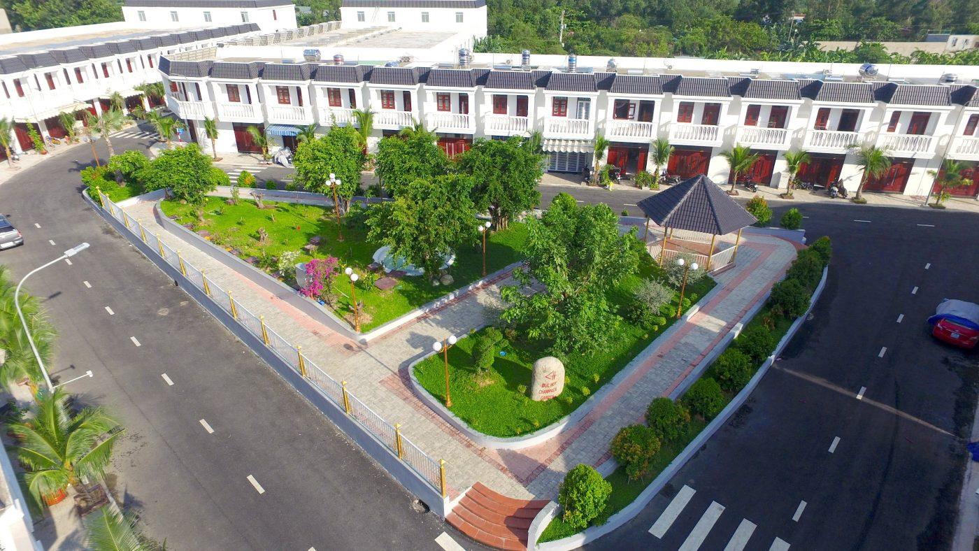 Hình ảnh thực tế tiện ích nội khu Champaca Garden