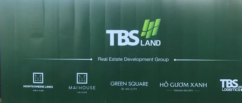 Chủ đầu tư TBS Group