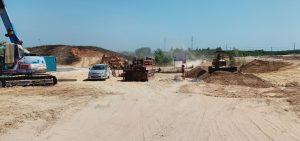 tiến độ dự án PNR Estella
