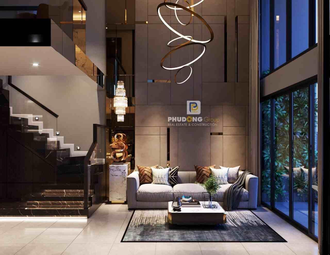 Thiết kế căn hộ phú đông smart city