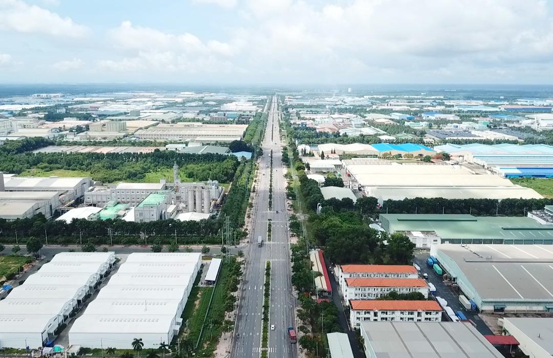 Khu công nghiệp Nhơn Trạch - Đông Nai